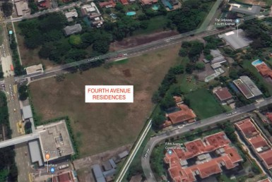 Fourth Avenue Residences Bukit_Timah_AllGreen_Location_Map