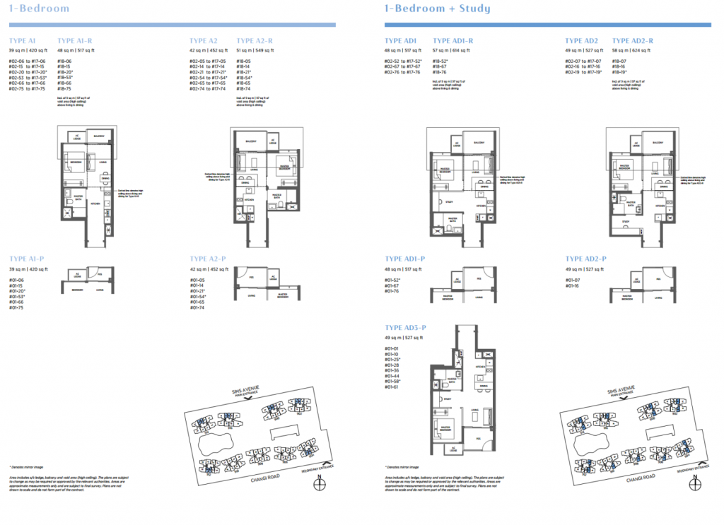 Parc-Esta-Floor-Plan-1-bedroom-1-bedroom-plus-study