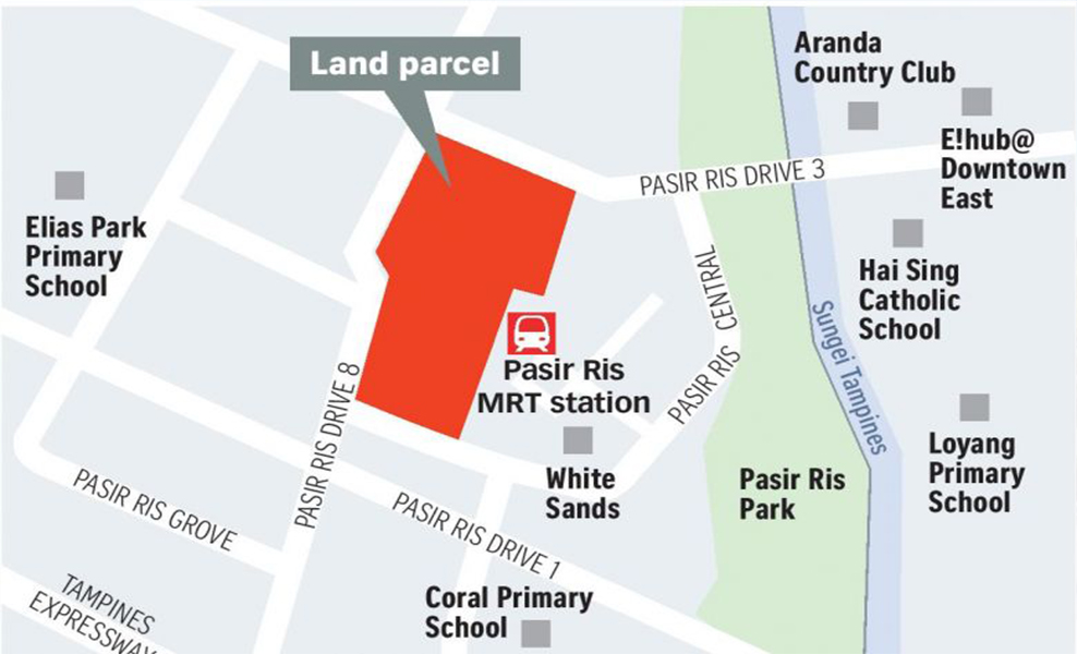 pasir_ris-central-launch-location-map